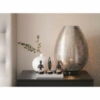 JAIPUR lamp - Metaal - Zilver