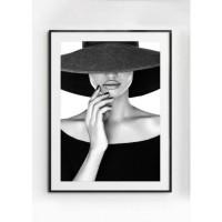 JANE poster – Gedrukt papier – Zwart & Wit – 50×70 cm