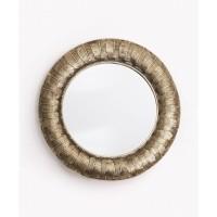HUMMINGBIRD spiegel - Metalen lijst - Goud