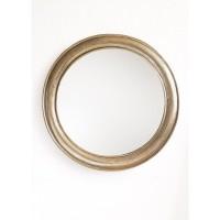 LA LUNA spiegel - Metaal & Spiegelglas - Goud