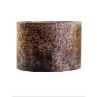COLORFUL VELVET lampenkap - Velvet - Beige & Goud
