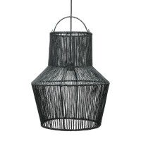 Bohemian Zeewier Hanglamp - The Jarron Black