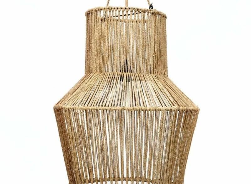 Bohemian Zeewier Hanglamp - The Jarron Natural