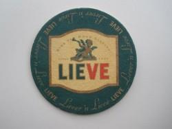 Bierviltje - lieve