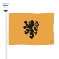 Oranje Vlag   70 x 100CM