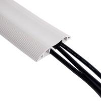Dataflex Addit Kabel beschermer - Grijs - B83 x D3000 x H15…