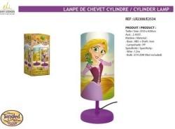 Tangled Rapunzel nachtlamp 29cm Lila voet