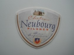 Bierviltje - Neubourg Pilsner