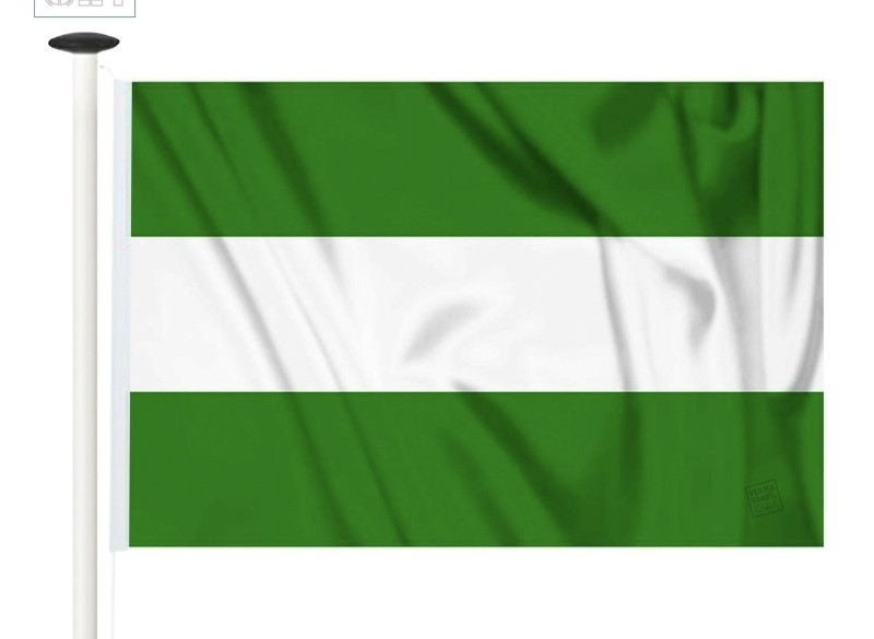Rotterdam Vlag | 70 x 100CM