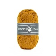 Durable Coral Katoen 50 gram Curry 2211