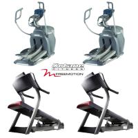 Octane fitness & free motion set   complete set   cardio se…