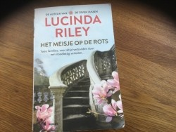 Lucinda Riley boek