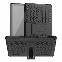Rugged Hybrid Lenovo Tab P11 Hoes Zwart