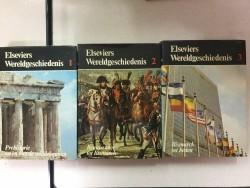 3 delen elseviers wereld geschiedenis