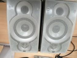 2 stuks jvc sp-uxl30 speaker boxen 50 w