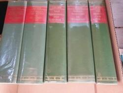 5 boeken van j de rek over onze geschiedenis