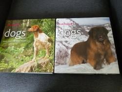 2 eukanuba boeken over honden 6 talig