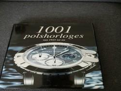 1001 polshorloges van 1925 tot nu