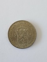 1/2 gulden uit 1929