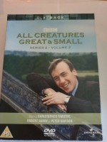 3dvd box - all creatures great & small - series 2 vol 2
