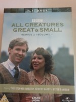 3dvd box - all creatures great & small - series 2 vol 1