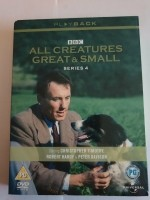 3dvd box - all creatures great & small - series 4