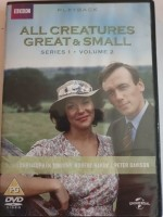 3dvd box - all creatures great & small - series 1 vol 2