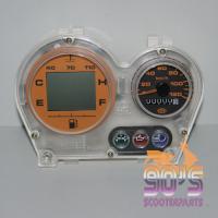 Teller Dashboard Yamaha Aerox digitaal 5BR-H3510-00