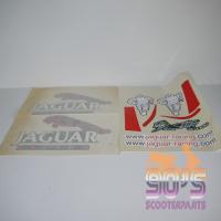 Stickerset Yamaha Aerox Jaguar