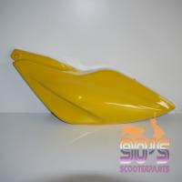 Zijscherm Geel Links Achter Yamaha Aerox 5BR-F1731-03-26