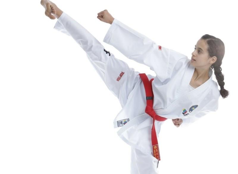 ITF Taekwon-Do Student pak Diamond (ITF approved)