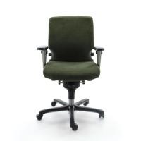 Bureaustoel Refurbished Groen Ergonomisch Comforto 77
