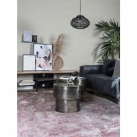 Vloerkleed Donsie Pink 160 x 230 cm