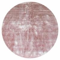 Vloerkleed Donsie Pink Rond ø180 cm