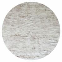 Vloerkleed Donsie White Rond ø160 cm