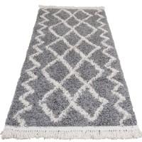 Loper Marrakesh Grey 80 x 150 cm