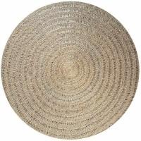 Bohemian zeegras vloerkleed naturel - The Seagrass Carpet -…