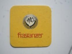 1 bierviltje Frastanzer