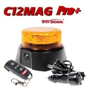 911 Signal C12MAG Pro Oplaadbaar led zwaailamp ECER65 magne…