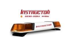 INSTRUCTOR 1200mm Led Lichtbalk ECER65 12/24V Oranje 5 Jaar…