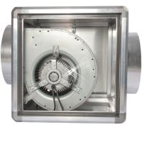 aluminium afzuigbox 2000 m3/h