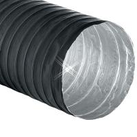 Ongeïsoleerde flexibele slang 102 mm