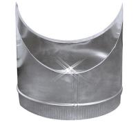 Aluminium zadelstuk 150 mm