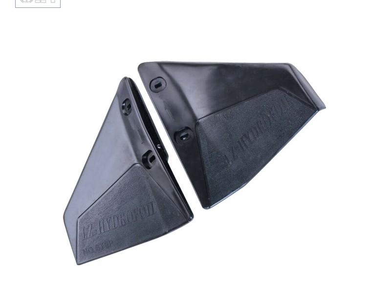 Hydro-foil | Buitenboordmotor stabilisator set >50PK