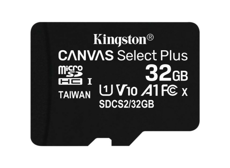 Technology Canvas Select Plus flashgeheugen 32 GB MicroSDHC…
