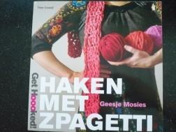 Haken met Zpagetti Ceesje Mosies.