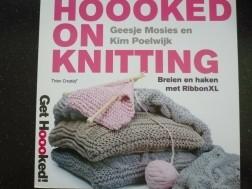 Hooked on Knitting.Geesje Mosies.