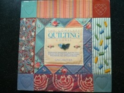The Complete QUILTING Course.