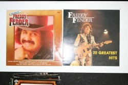 36 Country LP's