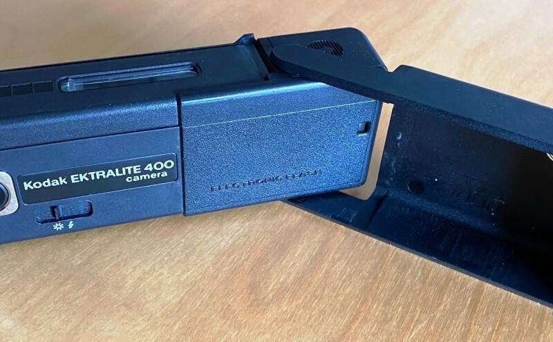Vintage KODAC Extralite 400 camera